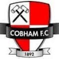 Up Next     Frimley Green v Cobham