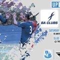 Next Up!  British Airways FC  V Frimley Green