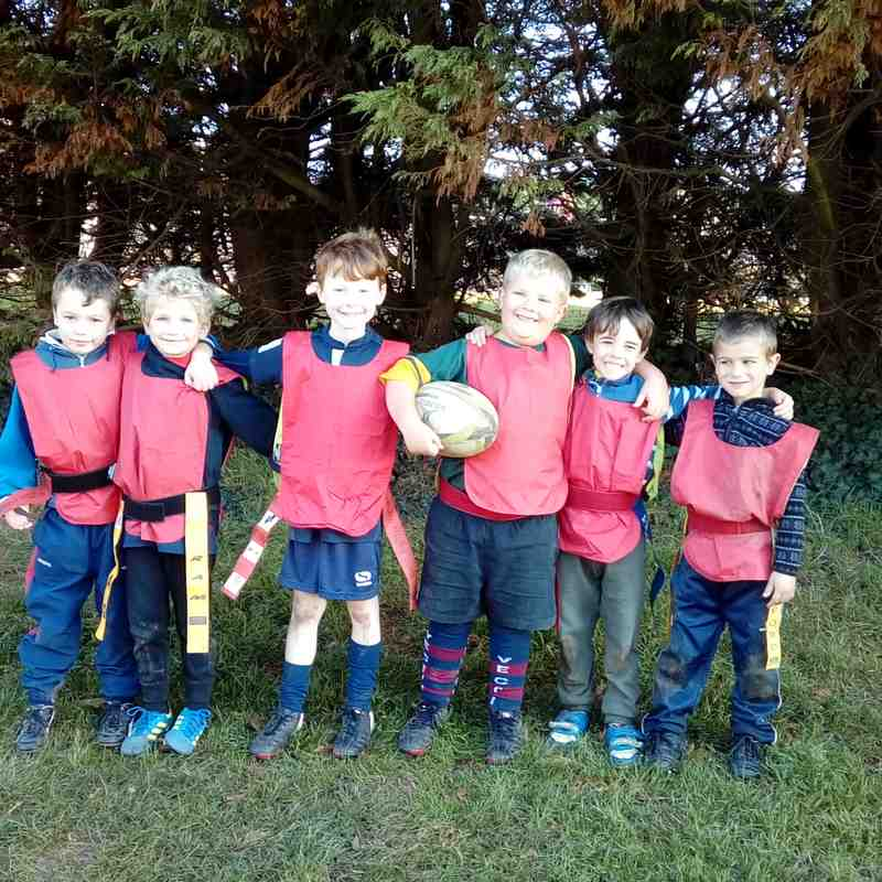 Vectis u7s at Havant 18/11/18