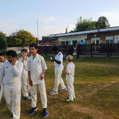 Cublington U12s v Buckingham 4-7-12