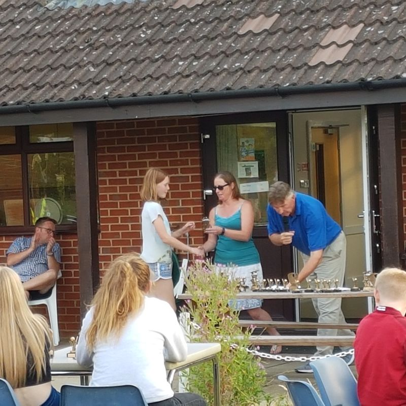 Junior Presentation Evening