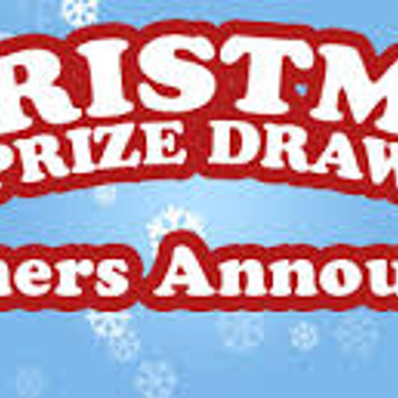 A(SL)S Christmas Draw winners