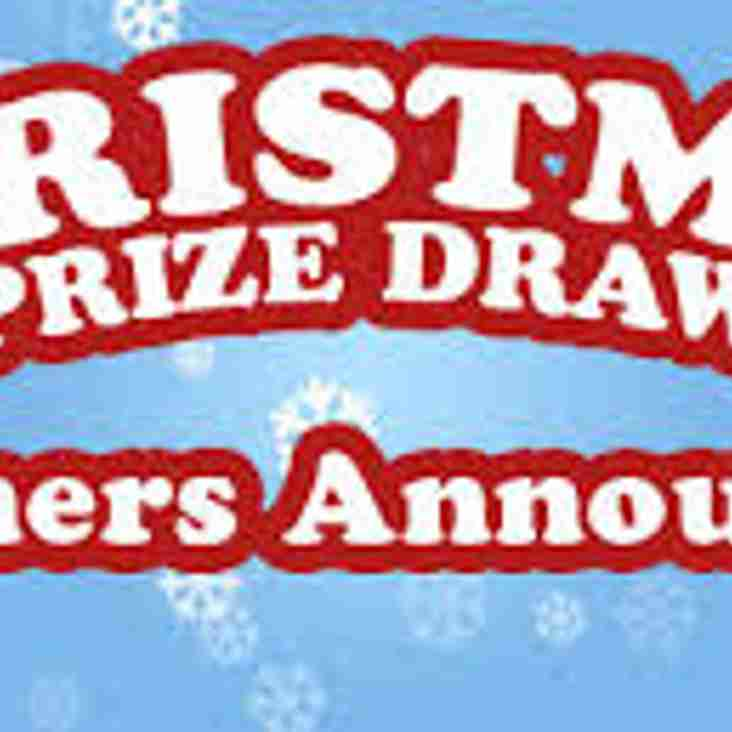 A(SL)S Christmas Draw winners