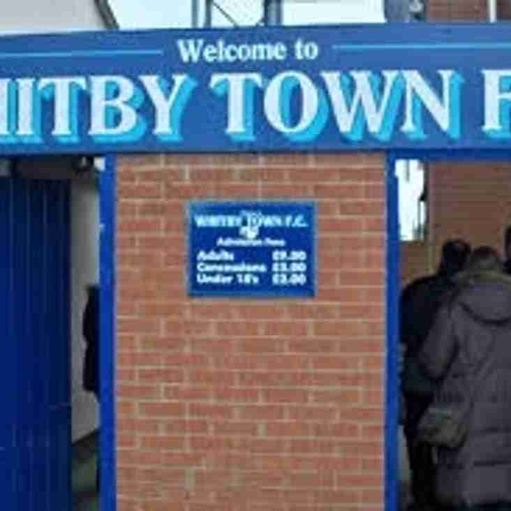 Abbreviated Whitby match report now online