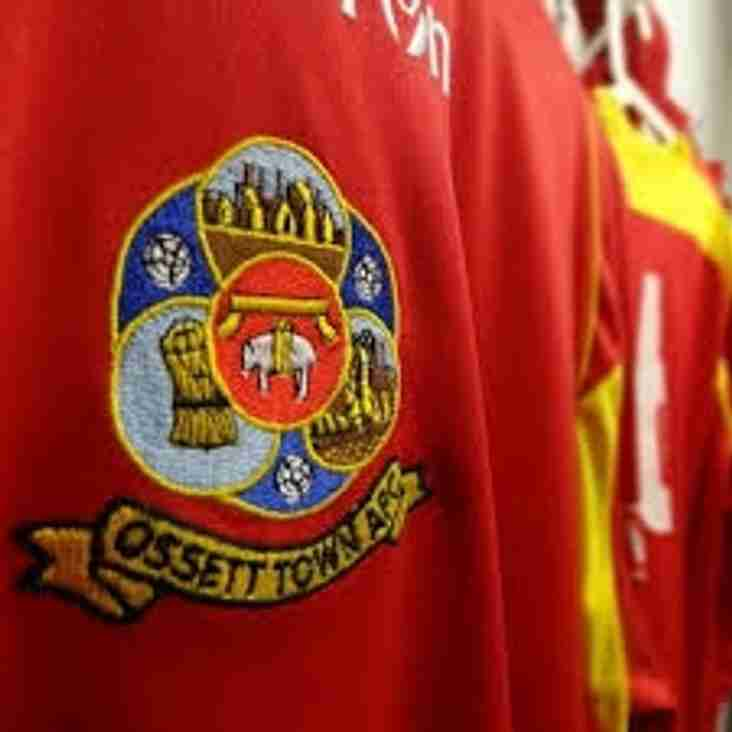 Ossett Town 2 Frickley 2