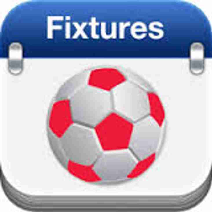17/18 fixtures page now up to date