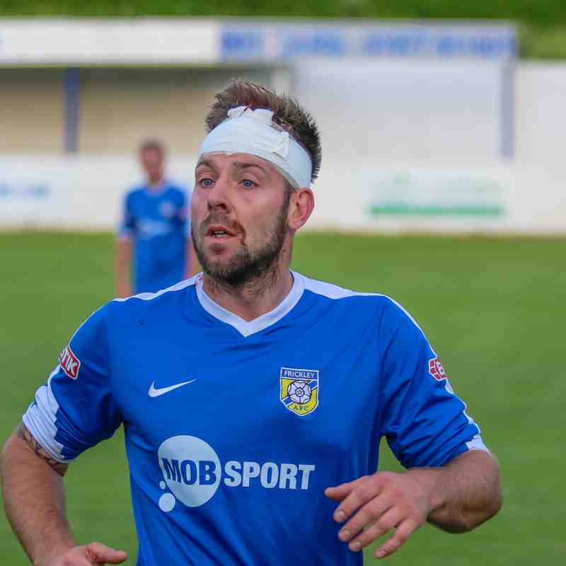 Frickley 4 v Buxton 1 - PSF 18/07/17