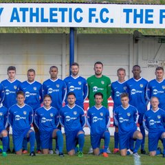 Frickley Athletic Squad & Profile Photos 2017-18 Season