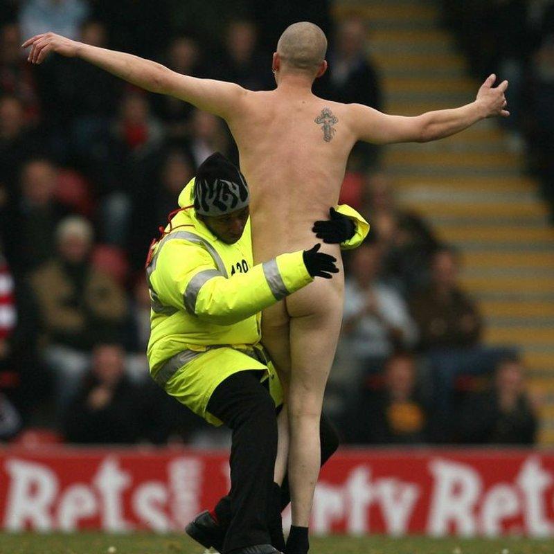 Matchday stewards needed