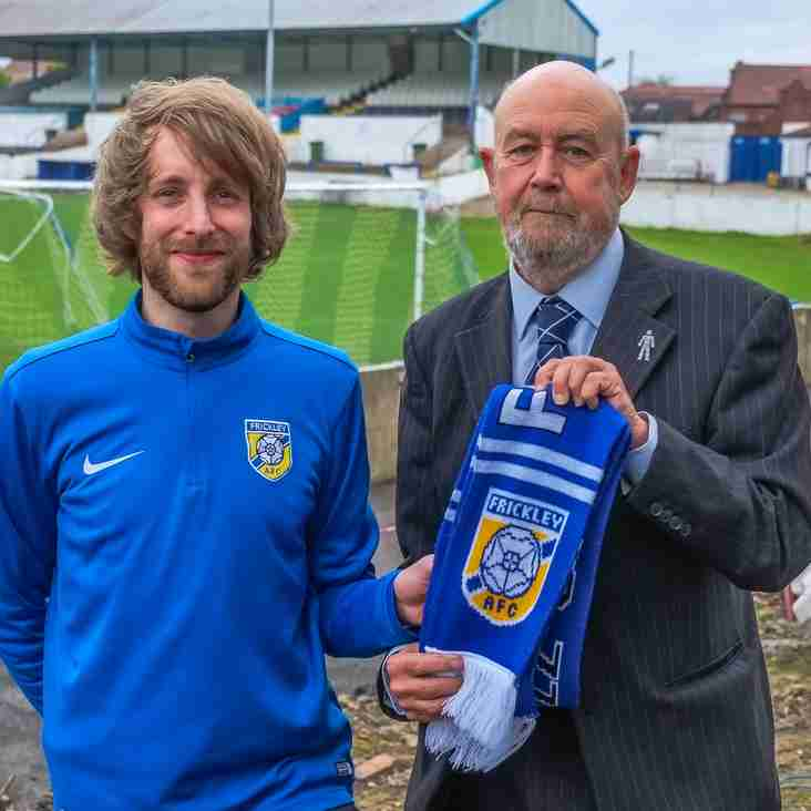 New Frickley Chairman - Mr Stuart Highfield