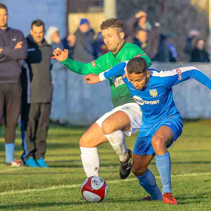 Match Photos - Frickley 3 Leek Town 2