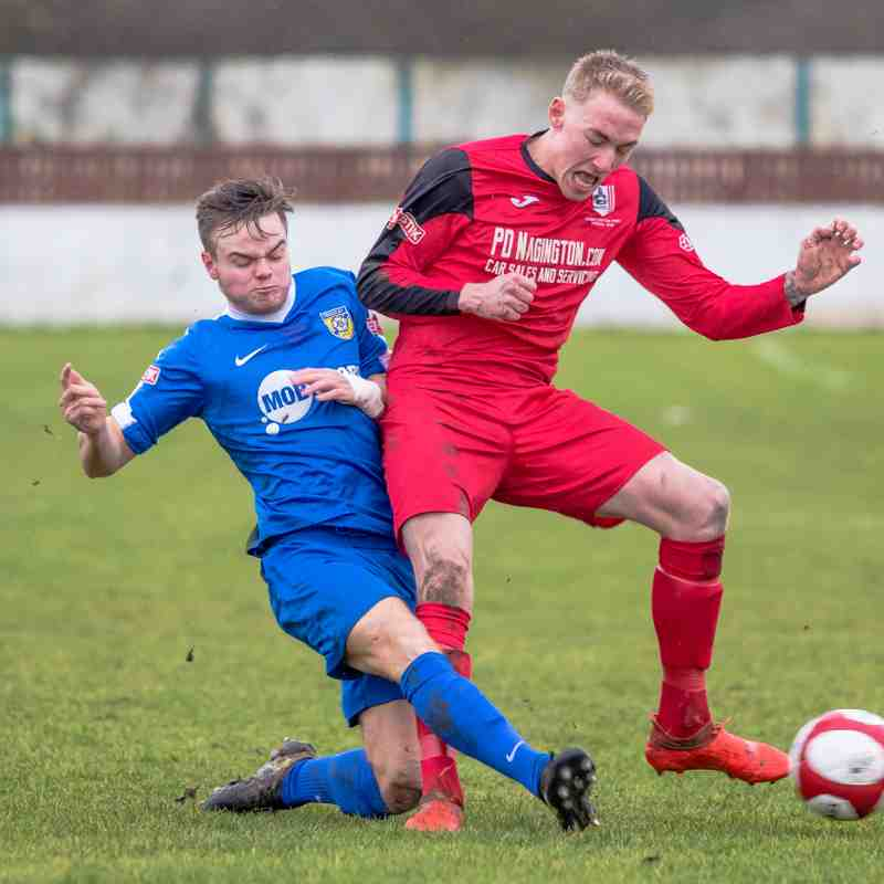 Frickley 8 (eight) Market Drayton 0 - 03/02/18