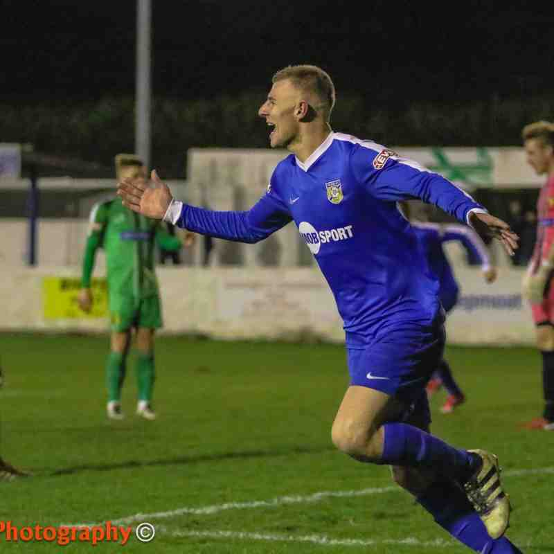 Frickley 1 Alvechurch 2   - 20/02/18