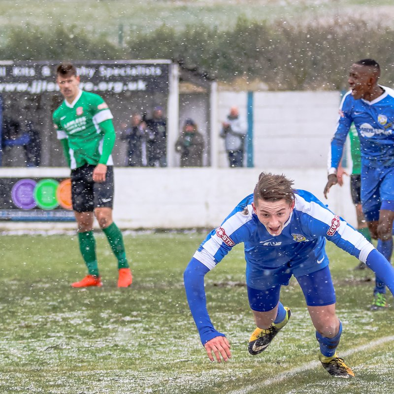 Match Photos - Frickley 5 Lincoln United 3    17/03/18