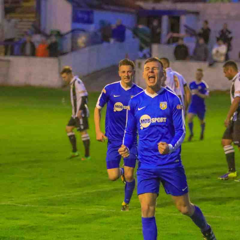 Frickley 4 Carlton Town 0  - 16/04/18