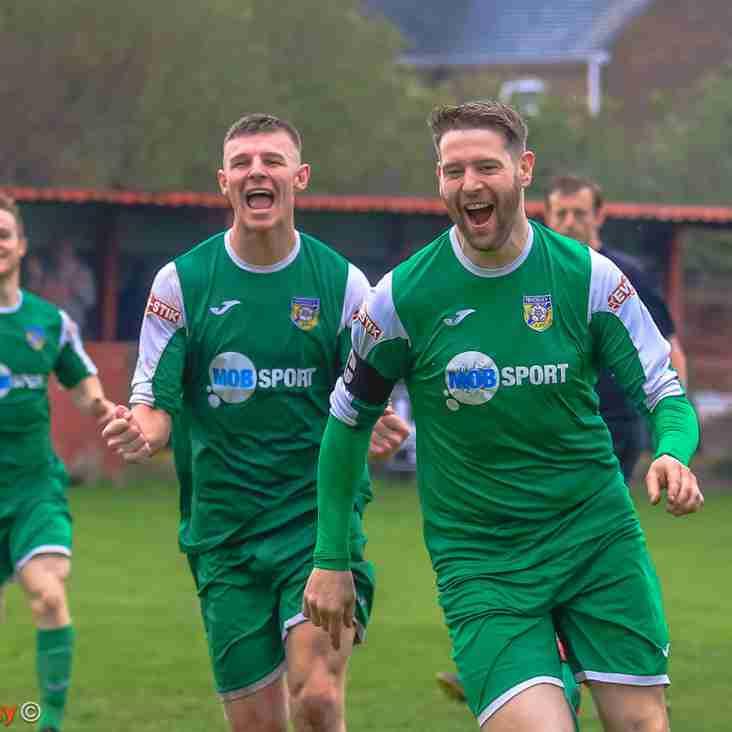 Match  Photos - Gresley 1 v Frickley 6   - 21/04/18