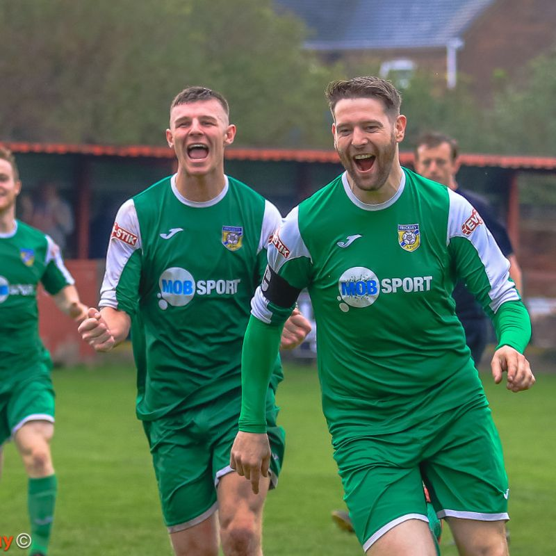 Match  Photos - Gresley 1 v Frickley 6   - 21/04/18