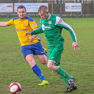 Stocksbridge 1 Frickley 1