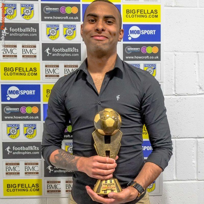 2017-18  Frickley End of Season Award Night
