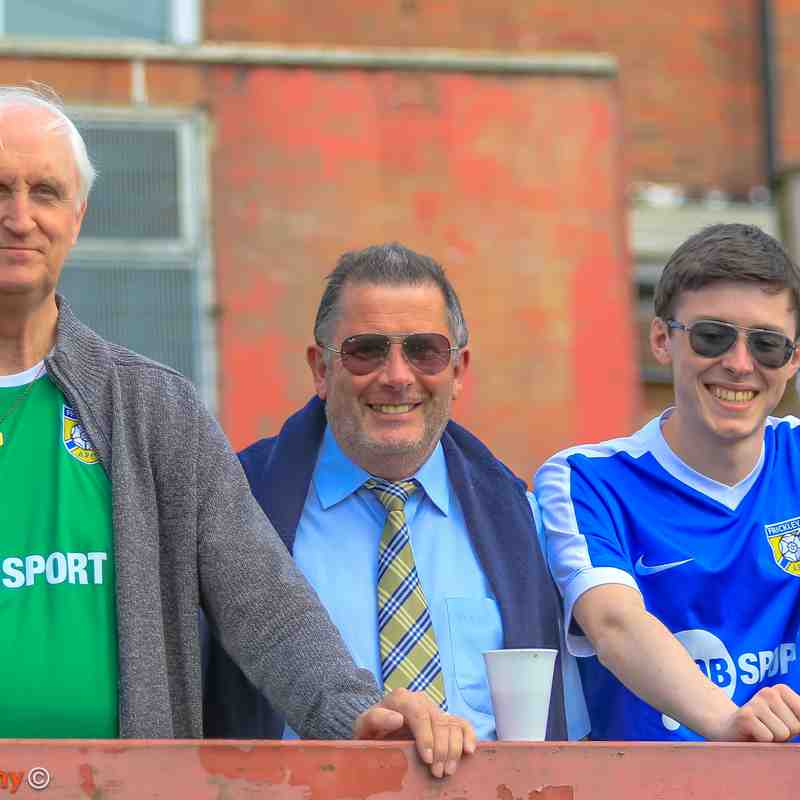 2017-18 Season  - Forty Four Frickley Faithful (FFFF)