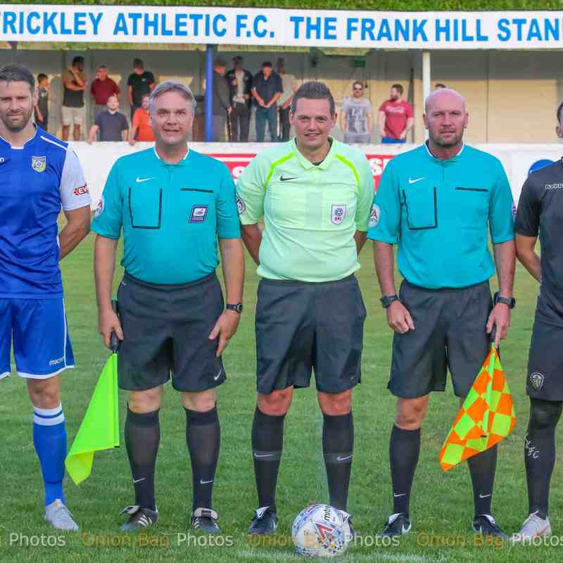 Frickley 1 Leeds 3 - PSF - 7/08/18
