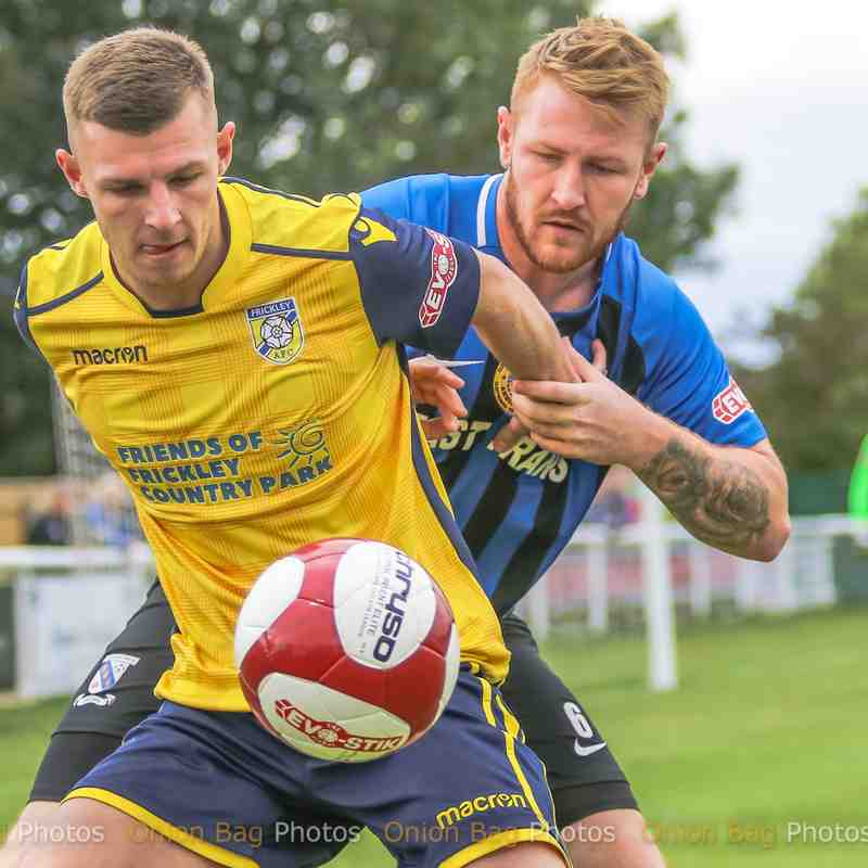 Cleethorpes Town 1  v  Frickley 2    - 27/08/18