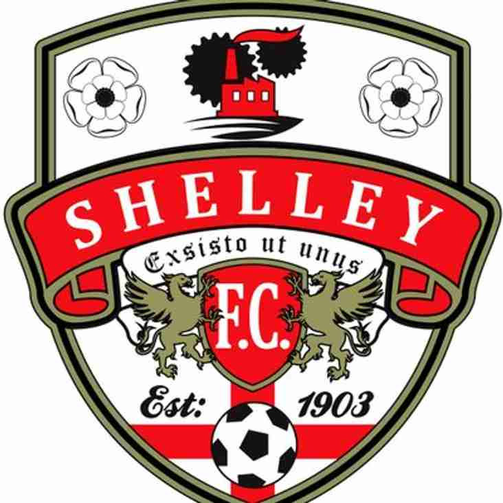 Shelley match report is now online