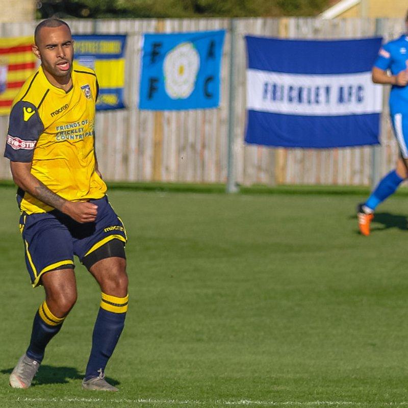 Pickering match report is now online
