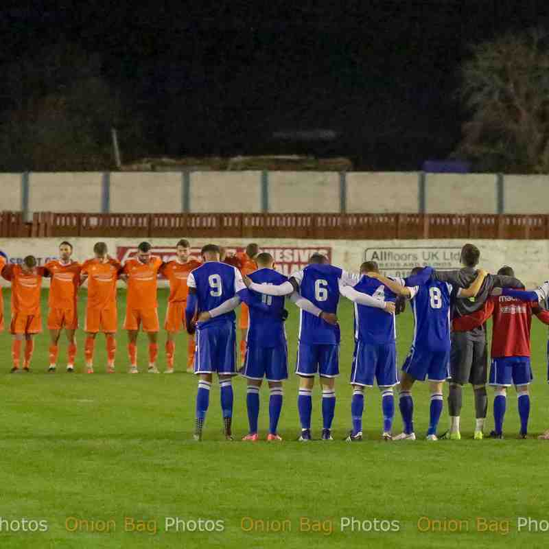 Frickley 1 v Farsley Celtic 1     30/10/18