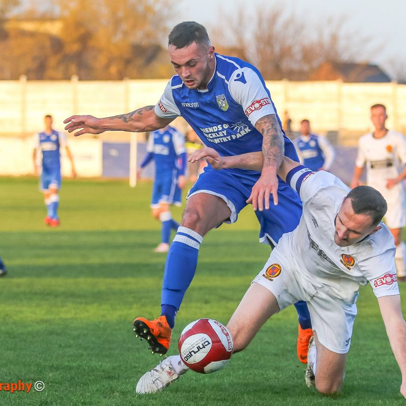 Match Photos - Frickley 0 - Belper Town 2        17/11/18