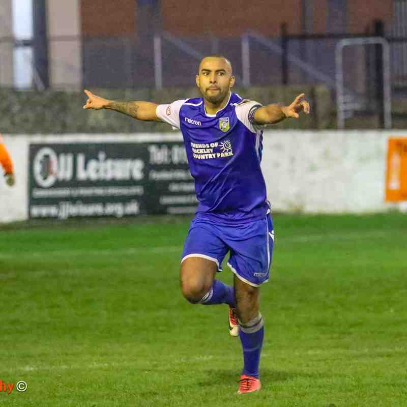 Frickley 3 - Loughborough 2      08/12/18