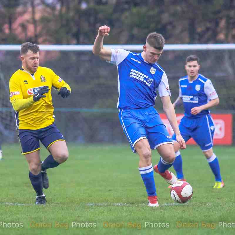 Marske 0 - Frickley 1            15/12/18