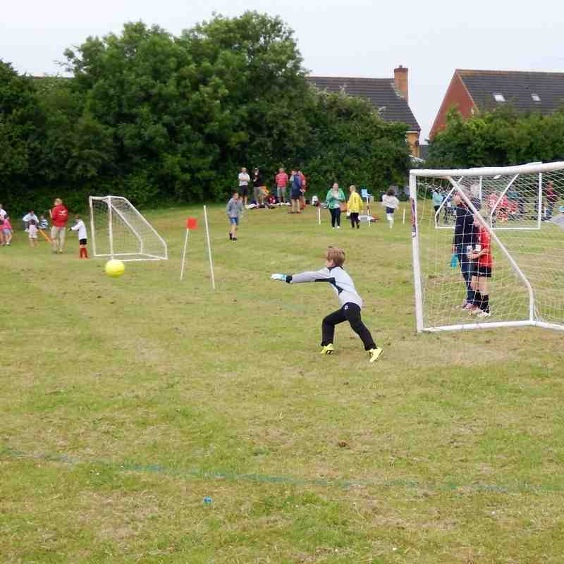 Bradley Stoke United Tournament