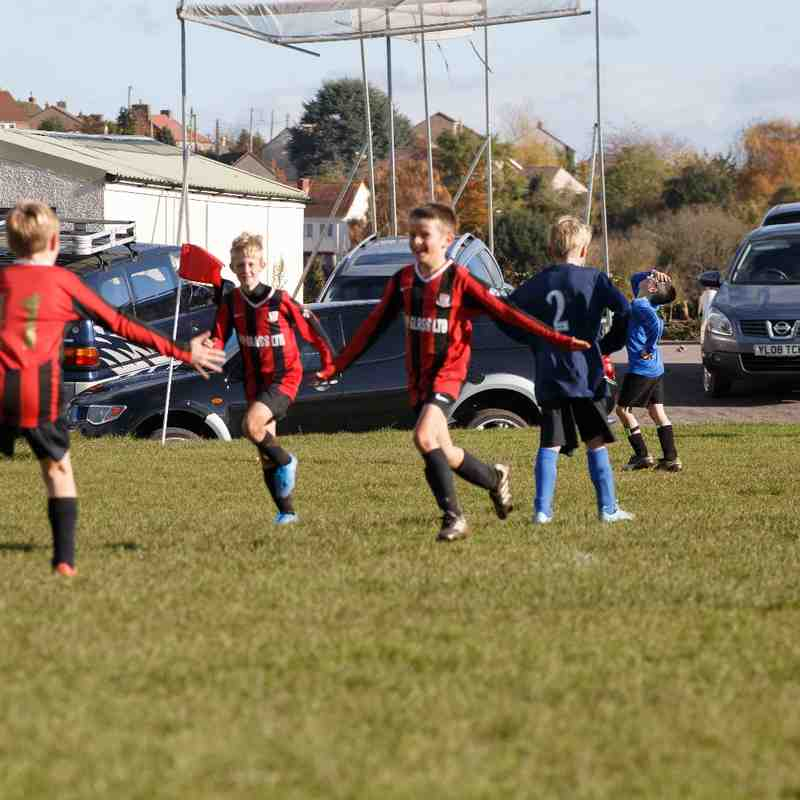BSUFC U10's V Hallen FC