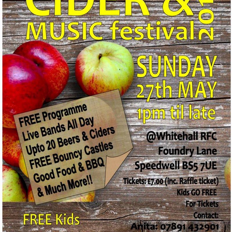 Cider & Music Festival 2018