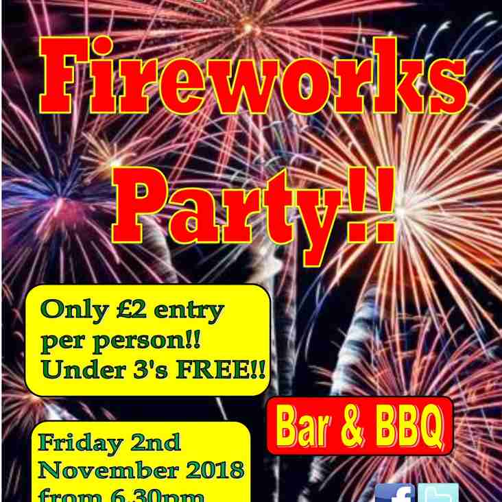 Fireworks Party!!