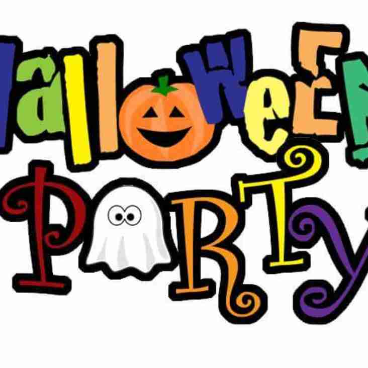 Childrens Halloween Party