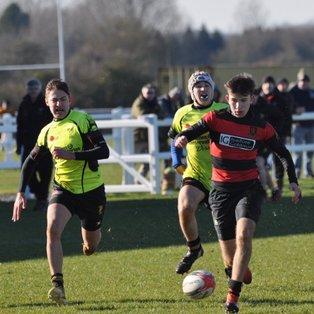 Spartans freeze out battling Bury