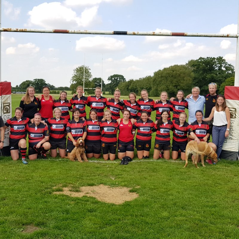 Wymondham Wasps Ladies vs. Bletchley Ladies