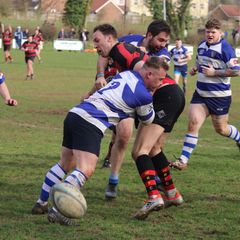 WRFC 1st XV V Lowestoft 7/4/18