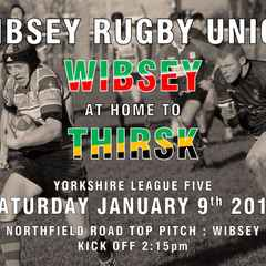 Wibsey 1st XV v Thirsk - Preview