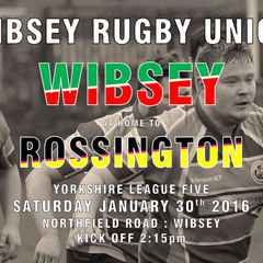 Wibsey 21 Rossington Hornets 3