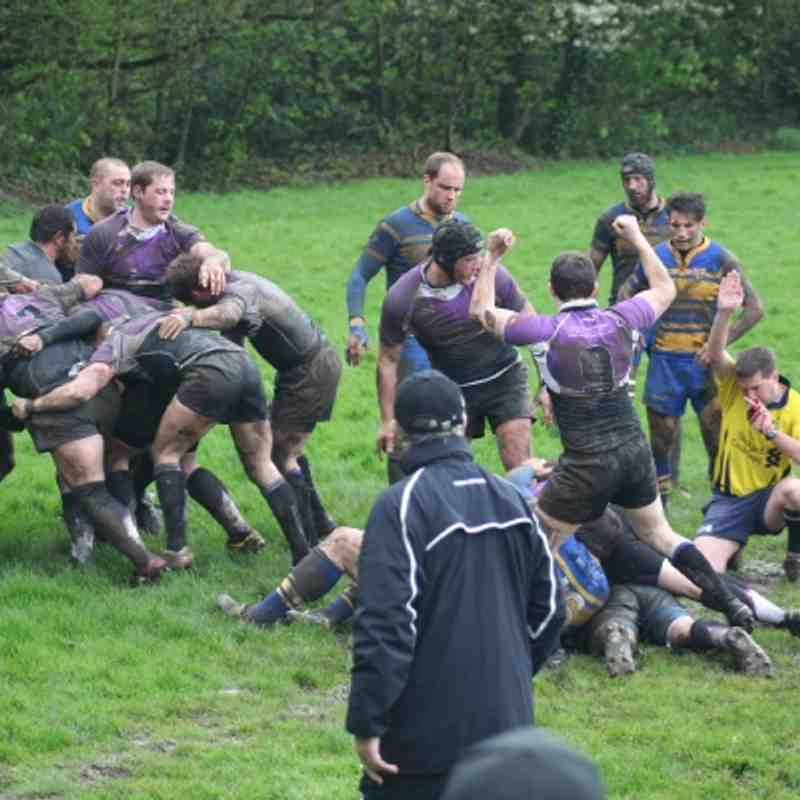 Woodford 10 - 10 Enfield
