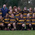 Swallows  lose to Woodbridge Amazons Ladies 0 - 40