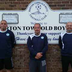 Proud to announce the new Chairman, Manager & Coach
