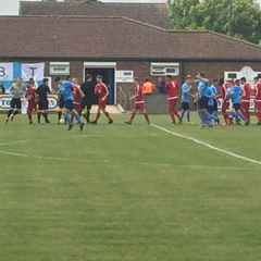 Match Report | Barton Town Old Boys vs. Albion Sports | Saturday 20th August