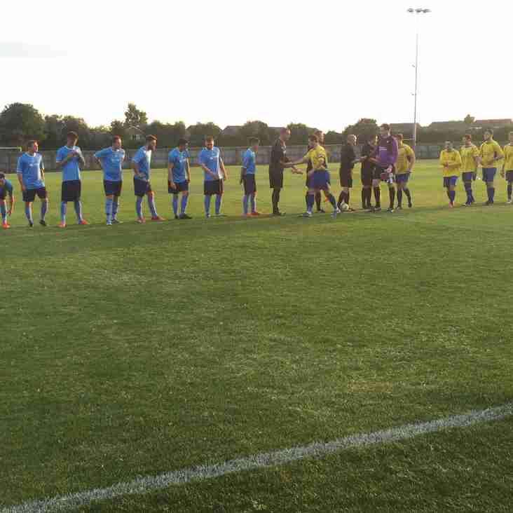 Match Report   Garforth Town vs Barton Town Old Boys FC   Tuesday 23rd August   NCEL Premier Division