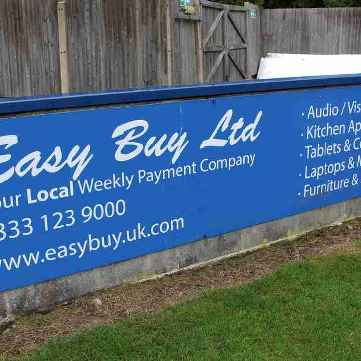 Swans Renew Their Sponsorship With Easy Buy!