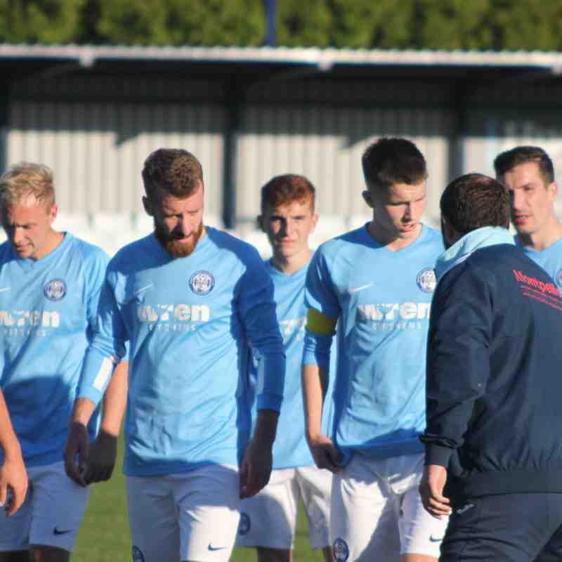 Barton Town FC vs. Yorkshire Amateur | Saturday 29th September | NCEL Premier Division