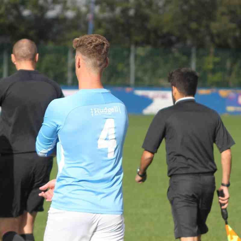 Albion Sports vs. Barton Town FC | Saturday 6th October | NCEL Premier Division